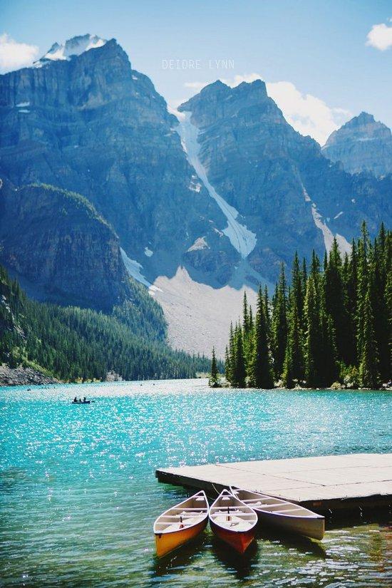 1 lake louise canada - deidre lynn