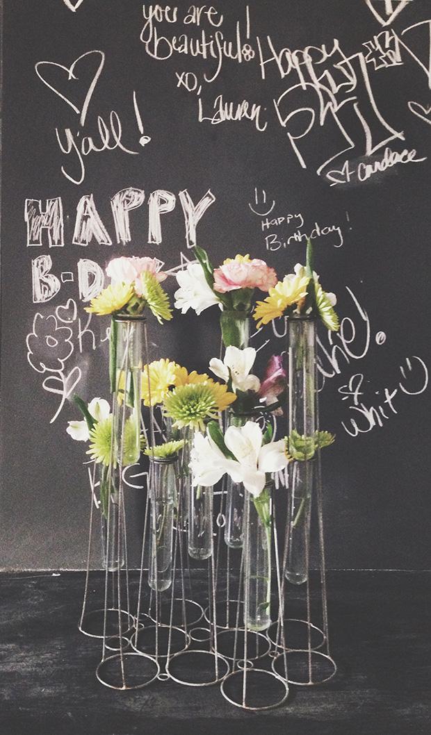 Birthday Chalkboard Jennabethday